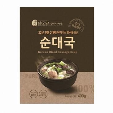 착한 가격 발견/공유함. 남순남주식회사 남순남 순대국 10인분 세트(1개)