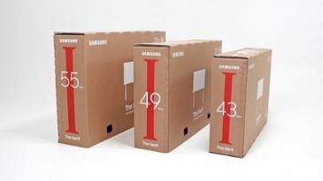 삼성전자 포장 박스 근황