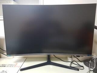삼성모니터(C32JG54) 구매후기