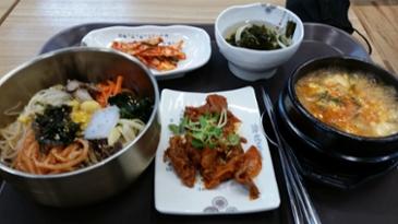[먹거리 소개# 271] 한옥마을전주비빔밥의 전주비빔밥 정식