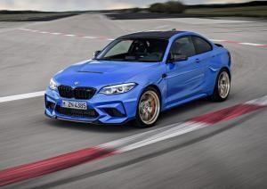 BMW, M2 CS 국내 소음 및 배출가스 인증 통과 \'출시 준비 중\'