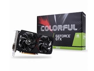 COLORFUL 지포스 GTX 1650 Gaming GT D5 4GB