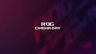 ROG 유저분들만을 위한 특별한 행사 현장! ROG STRIX LC 360 RGB 실물 공개! [ ROG CINEMA DAY ] 현장스케치  sysgear