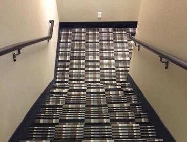 이상한 계단