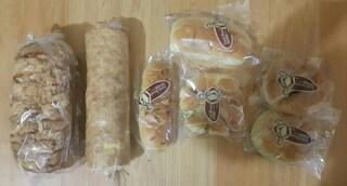 만 오백원어치 빵!