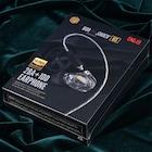 2BA+1DD MMCX 하이브리드 트리플 드라이버 이어폰, 웨이코스 THiNKWAY BOB X SHOCK US