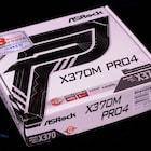 라이젠7 1700X, 2700X, 3700X, 모든 세대 라이젠 프로세서를 사용할 수 있는 메인보드, ASRock X370M PRO4 에즈윈