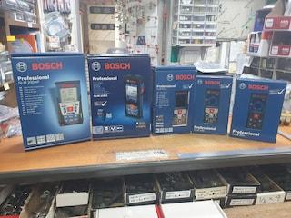 보쉬전동공구 GLM 400 레이저 거리측정기 언박싱 리뷰.