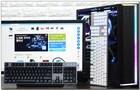 누르면 반응하는 RGB 광축 게이밍 키보드, 한성컴퓨터 GTune GK700