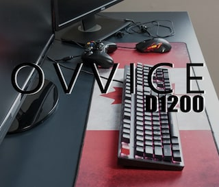 제닉스 오비스 D1200 게이밍 책상 사용기