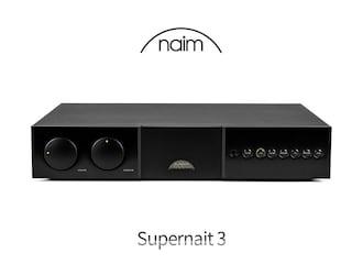 [리뷰] 초심으로 돌아간 슈퍼네이트의 화려한 귀환 Naim Audio Supernait 3