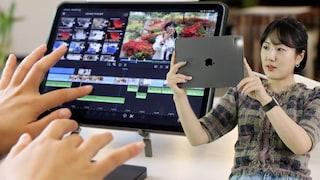 아이패드 프로4 카메라 테스트 I AR 측정앱 vs 줄자 대결?! 그리고 마이크 테스트까지! 여러분의 점수는??