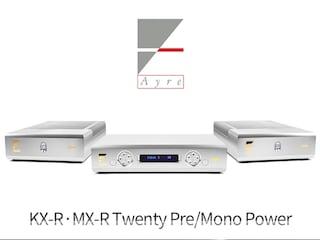 오디션 현장에 온 듯한 쾌감 Ayre Acoustics KX-R, MX-R Twenty Pre/Mono Power