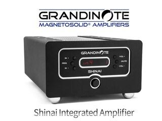 진공관과 반도체의 경계를 허물다 Grandinote Shinai Integrated Amplifier