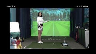 [U+골프] 골방토크 쉬면 뭐하니? 정현우 프로의 장애물상황 레이업 꿀팁