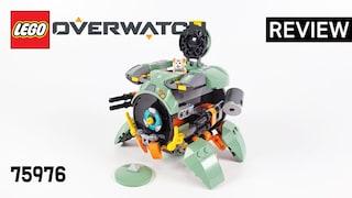레고 오버워치 75976 레킹볼(LEGO Overwatch Wrecking Ball)  리뷰_Review_레고매니아_LEGO Mania