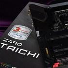 인텔의 10세대 코어 프로세서를 기다리는 에즈락의 자세, ASRock Z490 Taichi 에즈윈