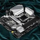 인텔 10세대 코어 프로세서를 사용할 수 있는 마이크로 ATX 메인보드, ASRock Z490M-PRO4 에즈윈