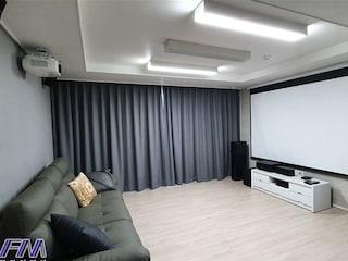꿈에 그리던 홈시네마 4K UHD 엡손 TW7000빔프로젝터 와 야마하 5.1채널 홈시어터 구성!!