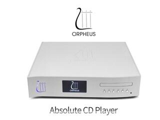 우아한 외모와 출중한 실력의 신제품 Orpheus Absolute CD Player