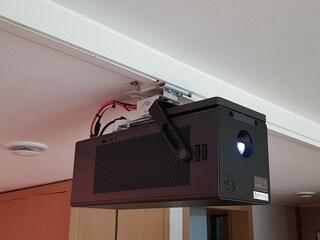 LG 4K 레이저 프로젝터 HU80KA HECO 세틀라이트 홈시어터 Ambient 5.1A 콜라보 설치