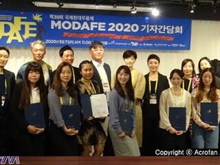 모다페(MODAFE) 2020, 'Little Heroes, Come together!' 주제로 시민들과 예술가들의 일상과 견딤을 위로