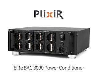 리뷰]'밸런스' 차폐 트랜스가 선사한 선도 높은 음 PLiXiR Elite BAC 3000 Power Conditioner