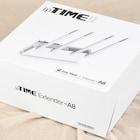 4개의 5dBi 안테나, MU-MIMO, AC2600, 강력한 802.11ac 지원 EFM ipTIME Extender-A8 무선 와이파이5 확장기