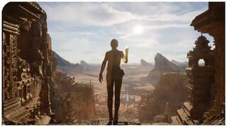 이것이 미래의 게임이다! PS5 그래픽 데모 영상 (한글 자막)