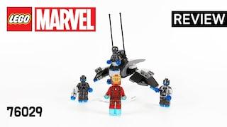 레고 마블 76029 아이언맨 대 울트론(Marvel Iron Man vs. Ultron)  장기프로젝트(#11)_리뷰_Review_레고매니아_LEGO Mania
