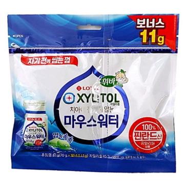 마스크로 알게 된 입냄새 해결 제품 5