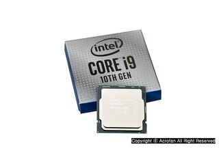 10세대 인텔 코어 i9-10900K 프로세서 : 특징