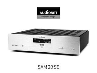 오디오넷 그 명성 그대로 Audionet SAM 20 SE Integrated Amplifier
