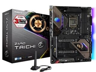 디앤디컴, 인텔 10세대 프로세서 위한 '애즈락 Z490 타이치' 출시