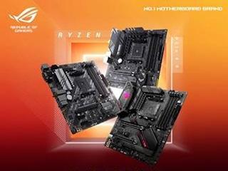 ASUS코리아, B550 칩셋 기반 'ROG Strix, TUF Gaming, Prime' 메인보드 출시