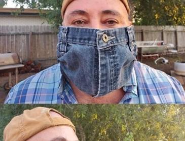 엽기 애주가용 마스크