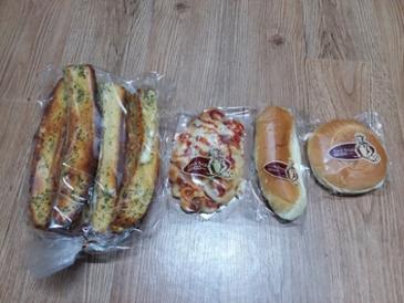 """오늘의 메뉴 """" 빵 """""""