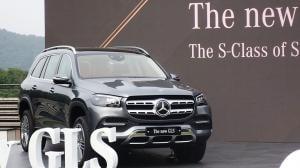 [오토포토] 메르세데스 벤츠가 만든 플래그십 SUV 신형 GLS