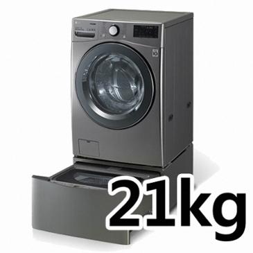 옥션 LG전자 트롬 트윈워시 F21VDTM (1,463,900/무료배송)