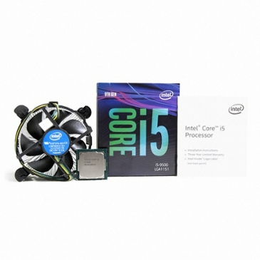 주식회사 에스다컴퓨터 인텔 코어i5-9세대 9500 (커피레이크-R)(정품) (229,000/2,500원)