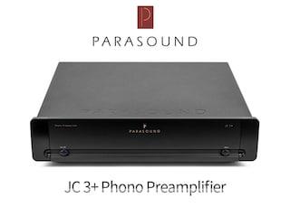 아날로그 구루 존 컬의 역작 Parasound JC 3+ Phono Preamplifier