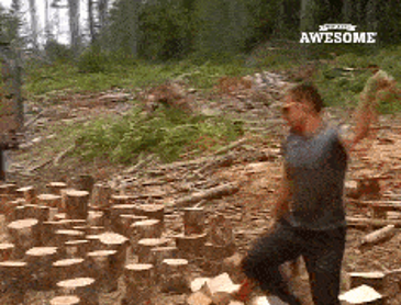 [유머] 연봉 1억 나무꾼