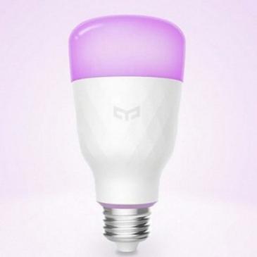 어제보다 14,130원 싸진 샤오미 LED 이라이트 2세대 스마트 벌브전구 컬러 10W(해외구매, 3개)