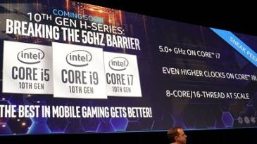 인텔·AMD, 게임용 노트북으로 정면 대결