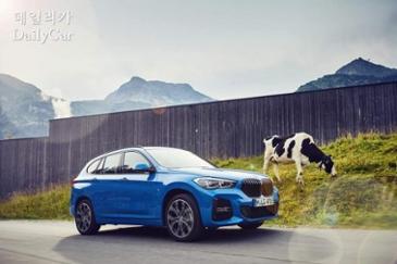 BMW, 엔트리 SUV 'X1' PHEV 버전 추가 계획..특징은?
