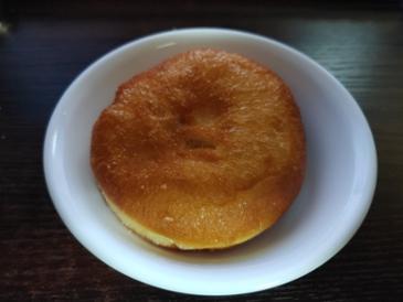 오늘도 지나치지 못한 도넛