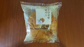 통팥 앙금과 치즈의 코알라 '크림치즈 호두 단팥빵'