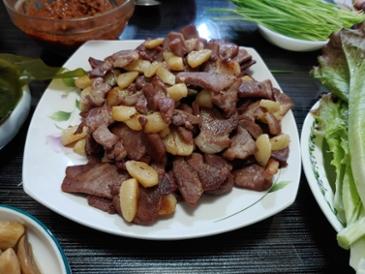돼지고기는 사랑입니다...^^