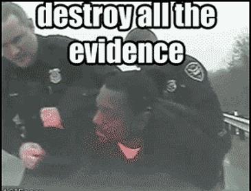 증거 없다!