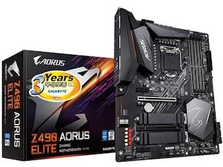 피씨디렉트, 인텔 10세대 프로세서 지원 '기가바이트 Z490 AORUS ELITE...